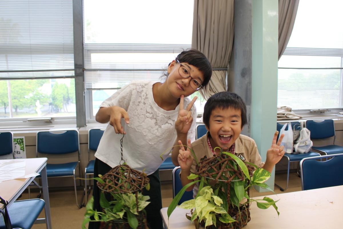 食虫植物寄せ植え11
